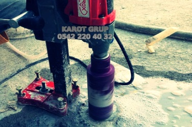 Mavi karot, İstanbul Karot, diamond core drilling, concrete drilling, concrete core drills, hydraulic drilling,0537 920 40 25
