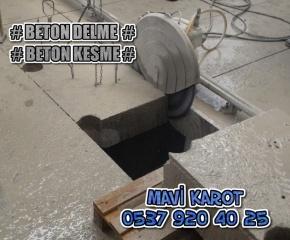 Durmaksızın, Karot, Sürekli, Karotcu, MAVİ KAROT, 0537 920 40 25
